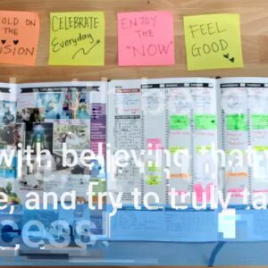 8 Easy Facts About My Law of Attraction Project Planner: Review - Unpacking Described