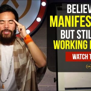 If You Believe in Law of Attraction BUT Struggle to Manifest Certain Things in Life - WATCH THIS!