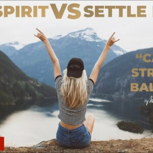 Settle Down in Life VS FREE SPIRIT | Can You Strike the Balance? [Spiritual Riff]