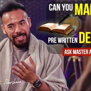 If There is FATE then What is The Point in FREE WILL? | Ask Master Anything