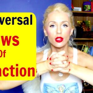 7 Universal LAWS Of ATTRACTION