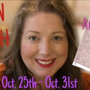 Plan with me | Weekly planning | Law of Attraction Planner | October 25th 2020