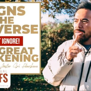 The Great Awakening is Happening | These Are The Signs From The Universe [Are You Ready to AWAKEN?]