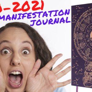Best 2021 Manifestation Journal - Law of Attraction Planner
