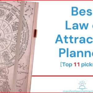 Best Law of Attraction planners [Top 11 picks 2021]