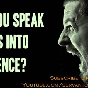 Can you speak things into existence? | The Lie of the Law of attraction