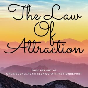 Law Of Attraction Definition - Law Of Attraction For Dummies - Loa Definitions For Beginners