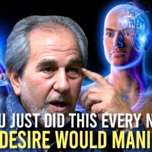 Dr Bruce Lipton - HOW TO REPROGRAM YOUR SUBCONSCIOUS ( do this tonight!)