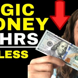 RECEIVE UNEXPECTED MONEY IN 24 HOURS (Or Less) | Law of Attraction Attract Money