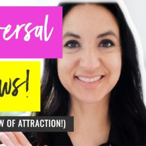 7 ★★ UNIVERSAL LAWS ★★ That Are NOT The Law of Attraction | Spirituality + The Universe