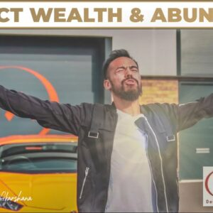 Raise Your Vibration to Become Wealth & Abundance Frequency   Attract Money Using Law of Attraction