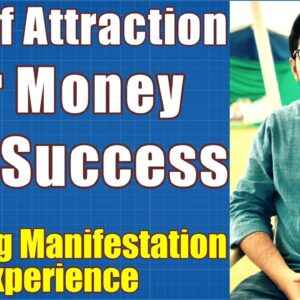MANIFESTATION #46: Law of Attraction for Money and Success - How to Become Rich