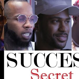 FAMOUS RAPPERS SHARE THE SECRET (The Only Inspirational Video You Need)