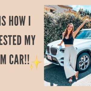 How I Manifested My Dream Car!! - Law of Attraction Success Story