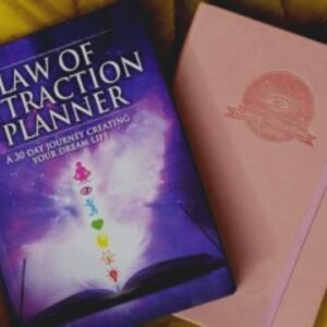 HOW TO MANIFEST ANYTHING - Law of Attraction Planner 📘