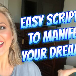 LAW OF ATTRACTION JOURNALING TECHNIQUES for BEGINNERS!! EASY IDEAS FOR FUTURE-SCRIPTING! | ANNAMARIE