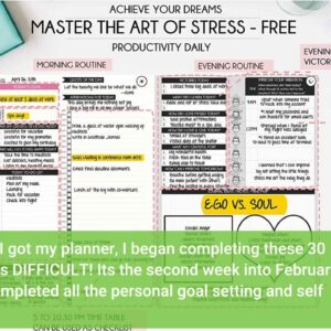 The Definitive Guide to Law of Attraction Weekly Planner Review (Pros, Cons and a