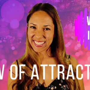 LAW OF ATTRACTION 101 | What is it | Universal Law | THOUGHTS BECOME THINGS