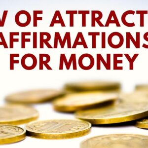 Law of Attraction Affirmations for Money   21 Day Wealth Challenge