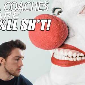 Law of Attraction Coaches are Full of Shit ?? Here's Why...