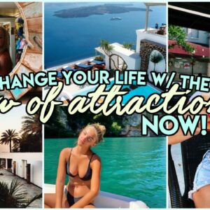 LAW OF ATTRACTION 💫 tips & tricks