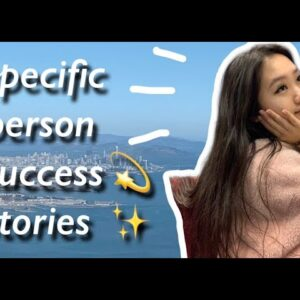 LAW OF ATTRACTION SPECIFIC PERSON SUCCESS STORIES