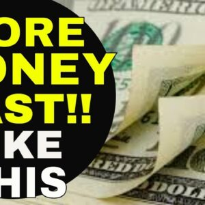 Powerful Law Of Attraction Technique To Manifest Wealth & Save More Money in 2018