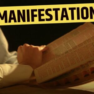 Manifestation in the BIBLE: 11 Law of Attraction Quotes