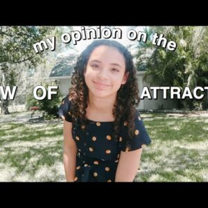 my opinion on the law of attraction - a christians point of view