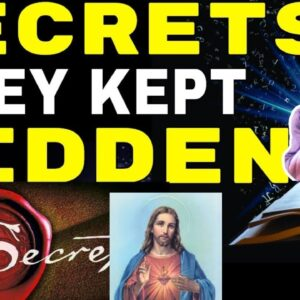 HIDDEN BIBLE SECRETS OF HOW TO MANIFEST WHATEVER You Want (Law of Attraction)