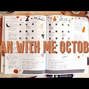Plan With Me - Manifestation Mindset Planner & Workbook