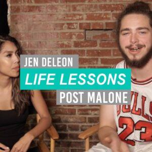 "Post Malone: ""Speak it into existence."""