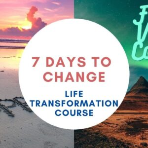 Lesson 9 ~ Why Law of Attraction doesn't work sometimes ~ Free Life Transformation Coaching Course