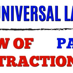 LAW OF ATTRACTION PART 2 - 13 UNIVERSAL LAWS - HOW THE LAW OF ATTRACTION TRULY WORKS