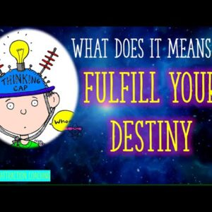 I.G.C. LAW OF ATTRACTION COACHING: What Does It Means to Fulfill Your Destiny?�🔮�