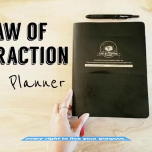 Some Ideas on Law Of Attraction Planner Review! – Samantha Carraro You Should Know