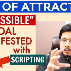 MANIFESTATION #215: 🔥 IMPOSSIBLE Goal Manifested FAST & 100% EXACT using Law of Attraction Technique