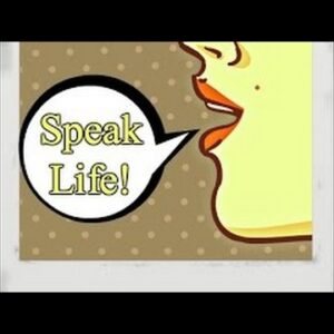 Speaking & Thinking Your Life Into Existence! (Law Of Attraction) - 2017