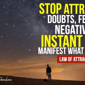 STOP Manifesting Your Doubts and Fears | INSTANT SHIFT! Manifest Your Wildest Dreams!!