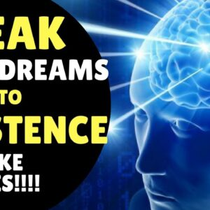 How To Visualize Whatever You Want Into Existence (Law of Attraction Visualization!) Powerful!
