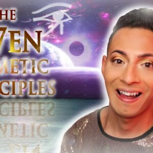 7 Powerful Universal Laws that are BEYOND the Law of Attraction | You Will Never Go Back! ✨