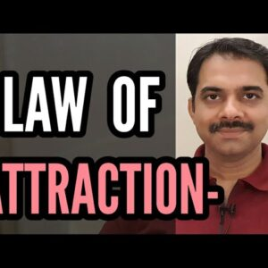 The Secret | The Law Of Attraction - How to use it | Does law of attraction really work