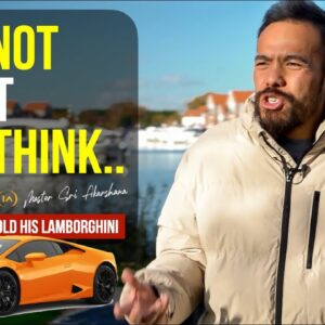 The Yogi Who Sold His Lamborghini | Not For The Reason You Think..