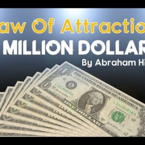 Abraham Hicks : Attracting Millions Dollars | Law of Attraction Money | Inspirational Video