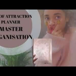 LAW OF ATTRACTION PLANNER | SETTING GOALS AND GETTING ORGANISED | LIFESTYLE SERIES
