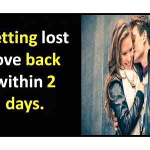 The Most Powerful Law of Attraction To Attract Your Love Ex Back Into Your Life |Love Guru Nikhil