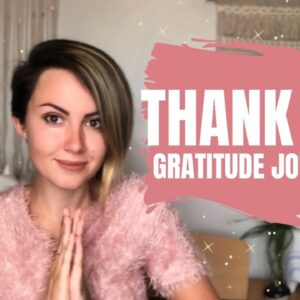 5 GRATITUDE JOURNALING/SCRIPTING EXERCISES for Manifestation | Law of Attraction