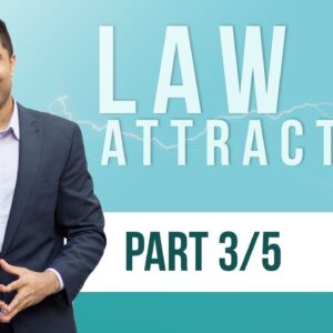 Universal Laws | 3/5 Law Of Attraction | Part 3 | Jaydeep Raval |