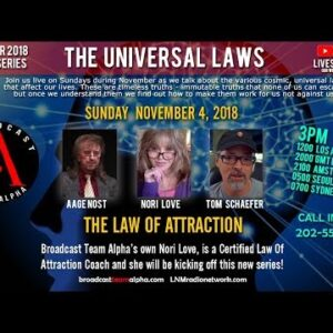 Universal Laws - The Law of Attraction