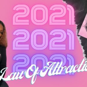 Use The Law Of Attraction To Plan 2021
